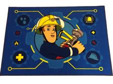 Feuerwehrmann Sam Kinderzimmerteppich Kinder-Teppich Spielteppich Kinderzimmer
