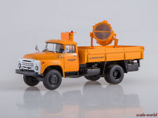 Scale model truck 1/43 APM-90 (130) spotlight, Aeroflot