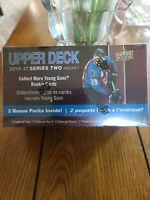 2016/17 Upper Deck Series 2 Hockey EXCLUSIVE Factory Sealed 12 Pack Blaster Box