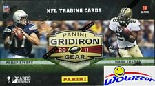 2011 Panini Gridiron Gear Football Factory Sealed Blaster Box-Cam Newton RC Year