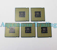 5 LOT SLAPB Intel Core 2 Duo E7300 2.66GHz 3M 1066MHz LGA775 Desktop Processors