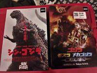 NECA Godzilla Combo Shin Godzilla And Tokyo S.O.S.