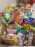 Asian Japan candy chocolate creacker Süßigkeiten Box Lot Snack NIHON BOX