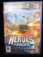 Heroes of the Pacific para playstation 2 nuevo y precintado