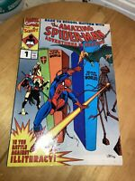 AMAZING SPIDERMAN ADVENTURES IN READING 1 NM SQUIRT VARIANT GIVEAWAY PROMO RARE