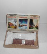 Walthers 932-3350 40' Wood Stock Car Undecorated Ho Gauge Nib