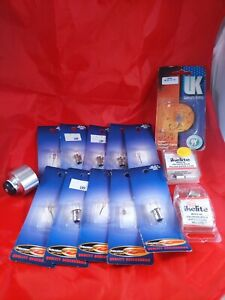Lot Of Scuba Diving Flashlight Replacement Bulbs