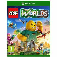 Lego Worlds Xbox One Game Brand New in Stock From Brisbane