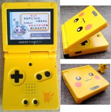 Phonecaseonline Carcasa Gameboy Advance Pikachu Red New It Video Game Accessories Faceplates, Decals & Stickers