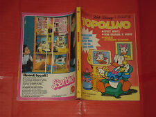 WALT DISNEY- TOPOLINO libretto- n° 1302 b - originale mondadori- anni 60/80