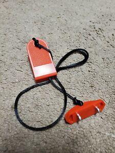 Bowflex Treadclimber TC100 / TC200 Safety Key - OEM PART