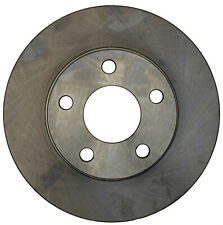 Non-Coated Disc Brake Rotor fits 1999-2005 Pontiac Grand Am  ACDELCO ADVANTAGE
