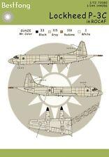 Bestfong Decal 1/144 Lockheed P-3 Orion R.O.C. (Taiwan) AF