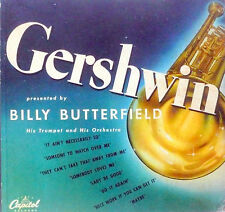 78 rpm album 4 records N- / album: M+  8 GERSHWIN STANDARDS w/ BILLY BUTTERFIELD
