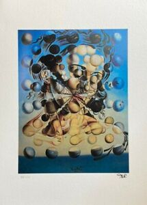 Dali Salvador- Lithographie - Signed - numbered - COA
