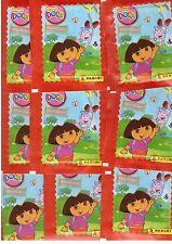 Dora/Nickelodeon/25 bolsas sticker/Panini/Nuevo
