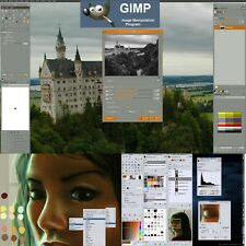 Digital Photography Software Suite for Windows Platforms Photo Editing pro CD.