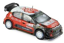 NOREV155363 - Voiture de course - Citroen C3 WRC N°7 de POLOGNE 2017 Conduite pa