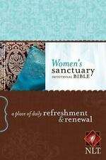 Women's Sanctuary Devotional Bible-NLT (Hardback or Cased Book)