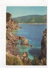 Corfu Paleocastrizza Greece 1973 Postcard 901a