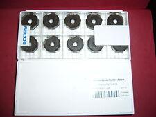 10.Stk Wendeplatten ONMU090520ANTN-M13 ,T350M ***Neu***