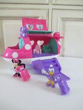 ♥ Jouet L' Avion Minnie Fisher Price Disney Mattel