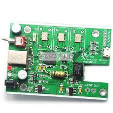 384K USB DAC XMOS U8 USB Sound Card Coaxial optical I2S output With DSD PCM LED