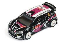 Ixo 1:43 Citroen DS3 WRC #11 Rally Monte Carlo 2012 RAM485 Brand new
