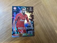 Olof Mellberg limited edition champions league 2011 /2012