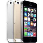 Apple iPhone5s 16GB Espacial Desbloqueado Móvil Libre Smartphone Garantía Negro