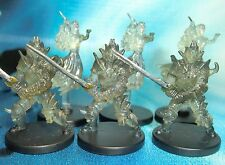 Dungeons & Dragons Miniatures Lot  Banshee Shade Knight Undead !!  s116