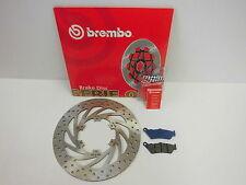 Brembo Bremsscheibe Bremse vorne + Bremsbeläge BMW F 650 G 650 GS ST PD