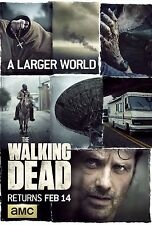 The Walking Dead Season 6 TV Poster (24x36) - Rick Grimes, Daryl, Carol, Maggie