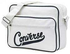 Converse Pocketed Reporter Premium Sport Bag (White)