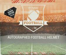 2020 PARADE Autografado Fs HIT Capacete De Futebol Americano Caixa De Edição Diamante-Series 2