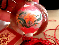 Tracy Porter Home Collection Ornament Christmas Ball Tassel Midwest Cannon Falls
