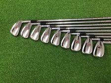 RARE Walter Hagen Golf 1972-73 ULTRADYNE Red Button Iron Set 2-PW Right RH Steel