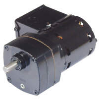 DAYTON AC Gearmotor,124 rpm,Open,115V, 6Z080