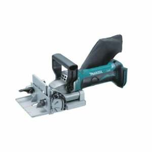 Makita DPJ180Z 18v Biscuit Jointer Cordless Body Only