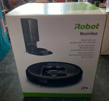 iRobot i7+ Roomba WiFi Robot Vacuum w/Automatic Dirt Disposal, Black RVB-Y1*