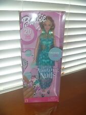 ~*~Amazing Nails Barbie~*~By Mattel~*~New & NRFB~*~