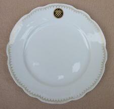 ANTIQUE RUSSIAN ROYALTY PRINCESS LEUCHTENBERG BADEN MONOGRAM PORCELAIN PLATE