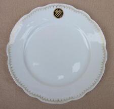 Antique Russian Royalty Princess Leuchtenberg Baden monogramme Porcelaine Plaque