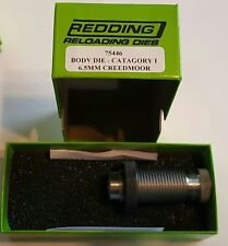75446 REDDING BODY SIZING DIE - 6.5 CREEDMOOR - NEW IN BOX - FREE SHIPPING