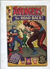 "The Avengers #22 (6.5) ""The Road Back!"""