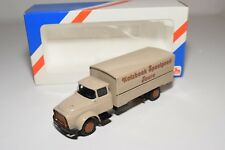 ± LION CAR DAF TORPEDO TRUCK KALSBEEK SPEELGOED JOURE EXCELLENT BOXED