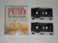 Rosamunde Pilcher The Shell Seekers. 2 Cassette Audio Book. Lynn Redgrave Reads.