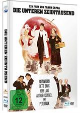 Mediabook Die Unteren Zehntausend Frank Capra Glenn Ford Bette Davis Blu-ray DVD