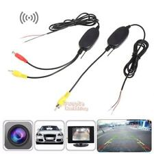 2.4G Wireless RCA Video Transmitter Receiver Kit for Car DVD Monitor Rear Camera