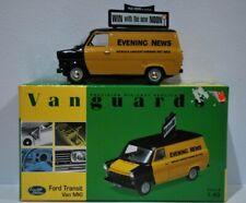 Corgi Vanguards 1/43 Ford Transit  Van Mk1 'Evening News'